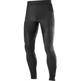 Salomon Fast Wing Long Tights Men Black